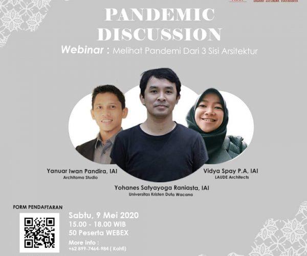 Webinar Pandemic Discussion